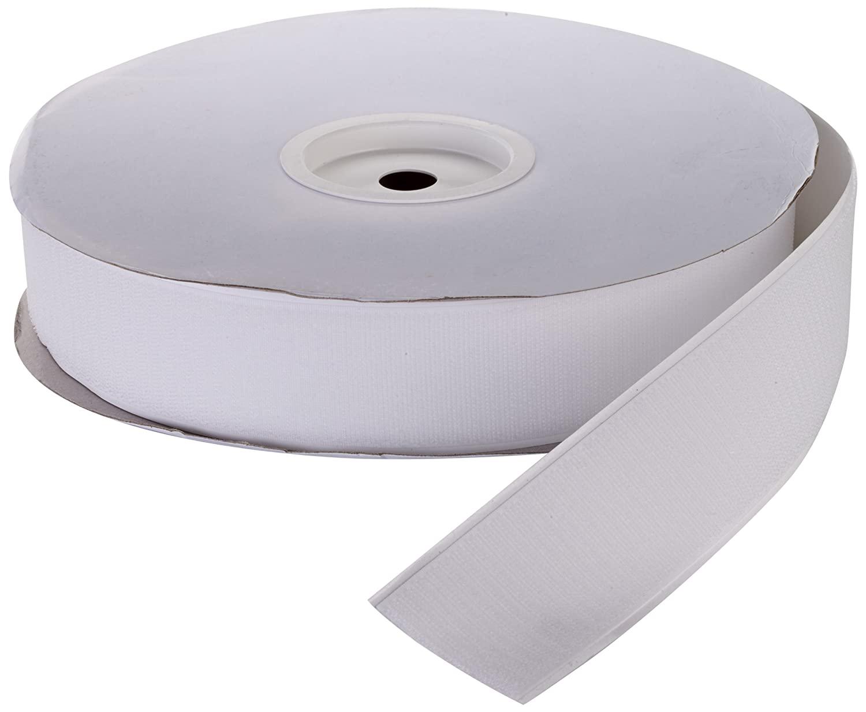Mutual 152 Pressure Sensitive Hook Fastening Tape Roll, 25 yds Length x 1-1/2