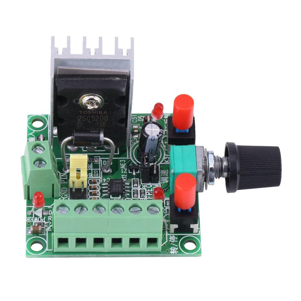 Mini Signal Generator Module Stepper Motor PWM Pulse Signal Generator Speed Regulator Board
