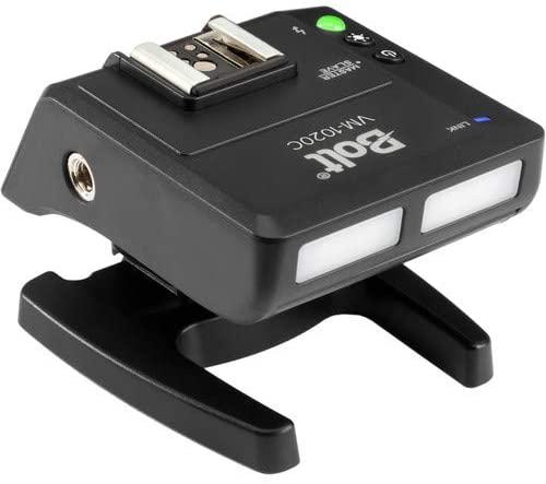 Bolt VM-1020C TTL Transceiver for VM-1000C Macro Ring Flash System