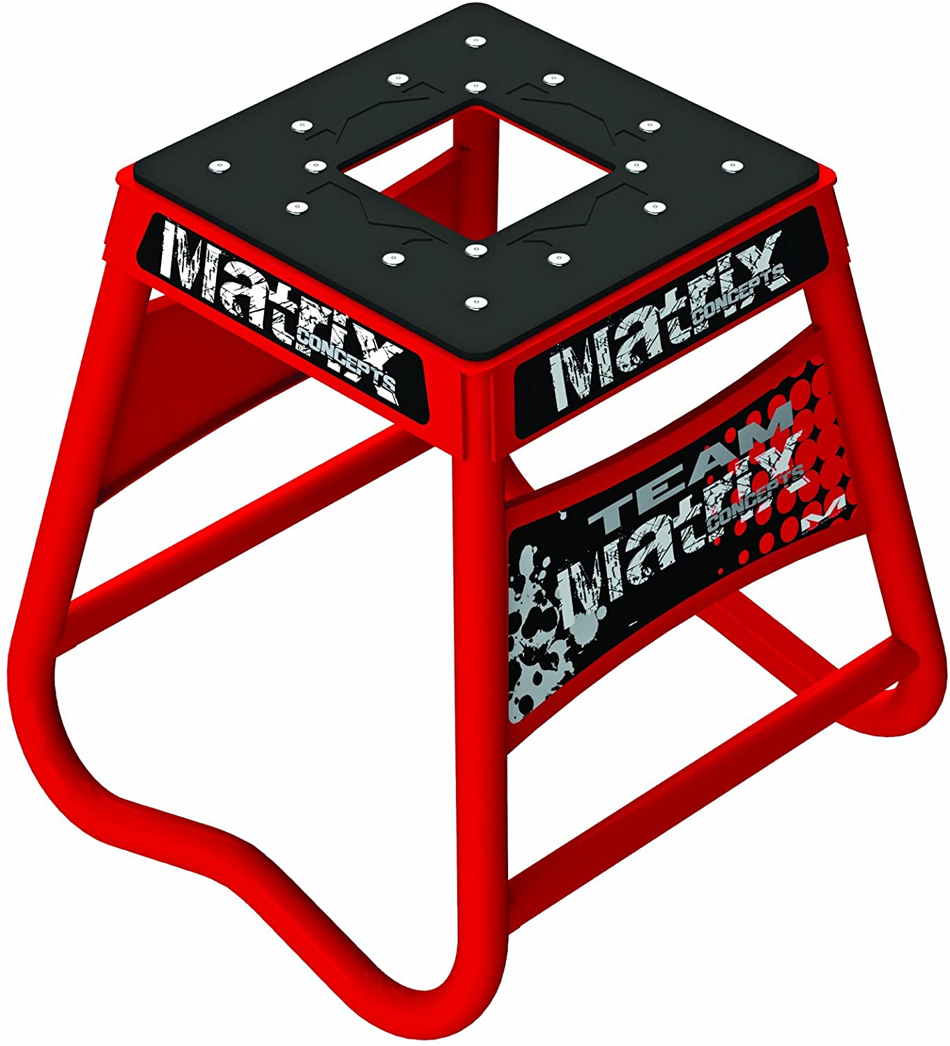 Matrix Concepts A2 Aluminum Stand, Red
