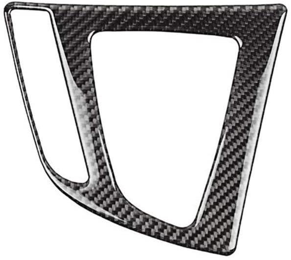 ZHIXIANG Car Gear Shift Panel Cover Trim Carbon Fiber Fit for BMW 3 4 Series F30 F31 F34 F32 F33 F36 Car Styling Accessories