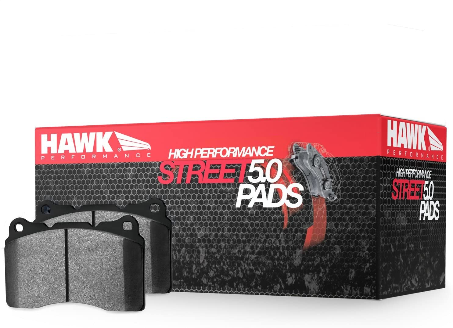 Hawk Performance HB632B.586 Brake Pad