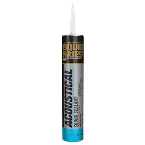 LIQUID NAILS AS-825 Acoustical Sound Sealant (28-Ounce)