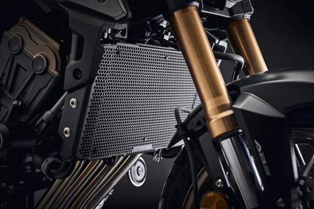 Evotech Performance Radiator Guard to fit Honda CB650R Neo Sports Cafe. Years 2019 & 2020. PRN014416