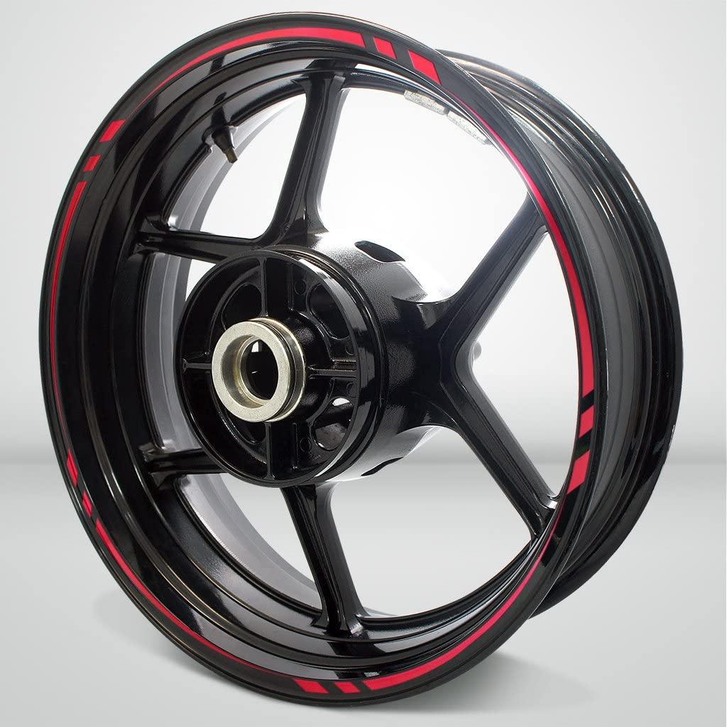 Swift Outer Rim Liner Stripe for Suzuki Hayabusa Reflective Red