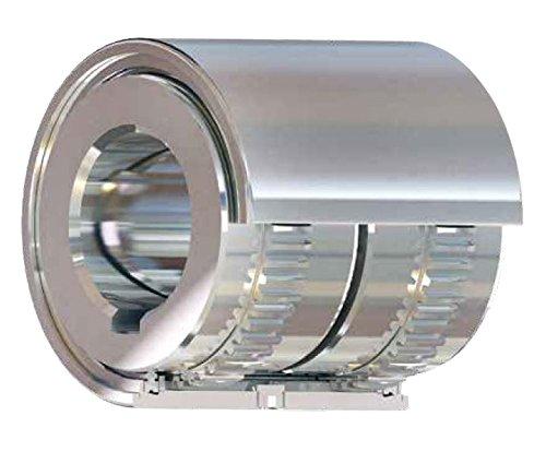 Lovejoy 69790429970 Steel CX 2.5 Coupling, 97 mm Bores, Keyway, 3.03