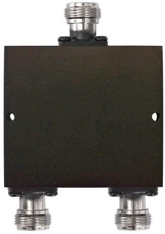 Ventev / TerraWave 700-2700 MHz 2-Way Splitter w/N Females