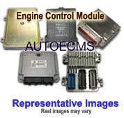 MEC93200 NISSAN 2007 SENTRA computer module ECM ECU