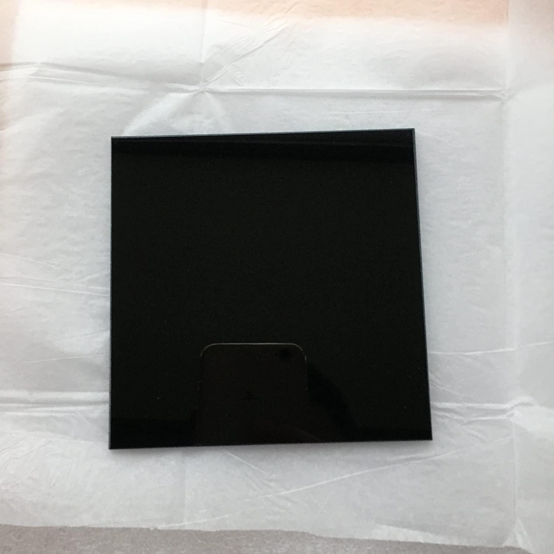312nm ZWB1 UG11 U-330 100x100x3.0mm UV Bandpass Optical Filter Ultraviolet Pass Glass Filters