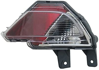 Rareelectrical NEW RIGHT BACK UP LIGHT COMPATIBLE WITH TOYOTA RAV4 LIMITED 2016-2017 81480-0R040 TO2883107 81457-42070 814800R040 8145742070