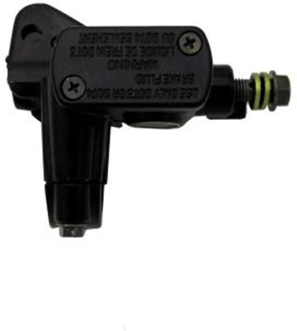 ZHANGBBB Off-road vehicle ATV Elf brake pump Modified hydraulic brake left upper pump accessories (Color : Black)
