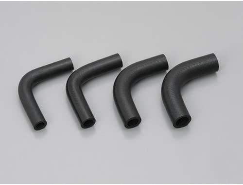 Daytona (DAYTONA) general-purpose radiator hose elbow 90 ‹ about 60mm inner diameter ƒÓ25 / outer diameter ƒÓ34 73436