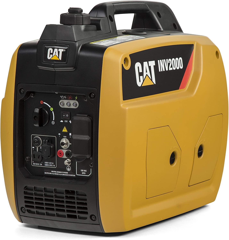 Cat INV2000 - 1800 Running Watts/2250 Starting Watts Gas Powered Inverter Generator 522-2700