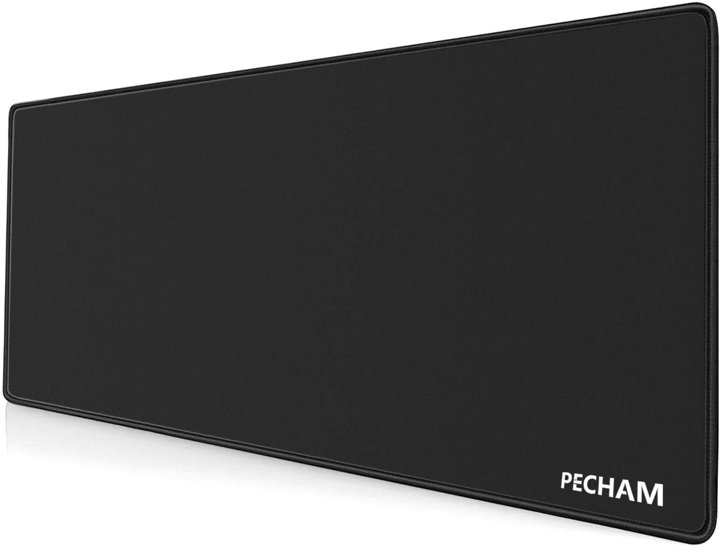 PECHAM 3mm Extended High Precise Large Gaming Mouse Pad XXXL (30.71x11.81 inch) Non-Slip Water-Resistant Computer Mouse Mat, Desk Pads