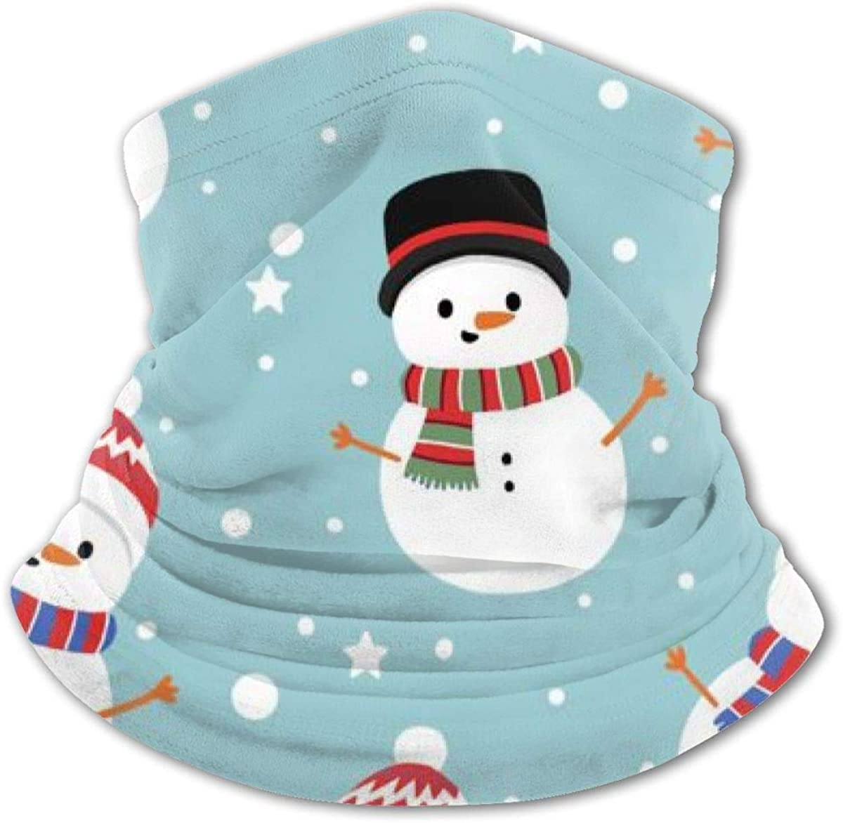 A Joyful Christmas Headwear For Girls And Boys, Head Wrap, Neck Gaiter, Headband, Tenn Fishing Mask, Magic Scarf, Tube Mask, Face Bandana Mask For Camping Running Cycling