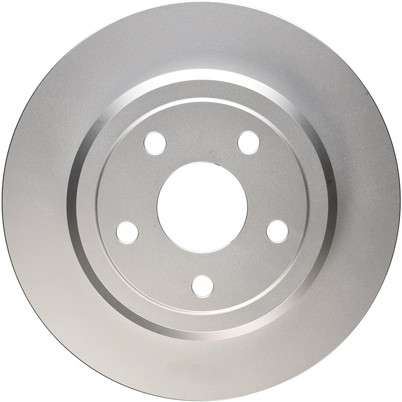 Bosch 16011491 QuietCast Premium Disc Brake Rotor For Dodge: 2011-2016 Durango; Jeep: 2011-2014 Grand Cherokee; Rear
