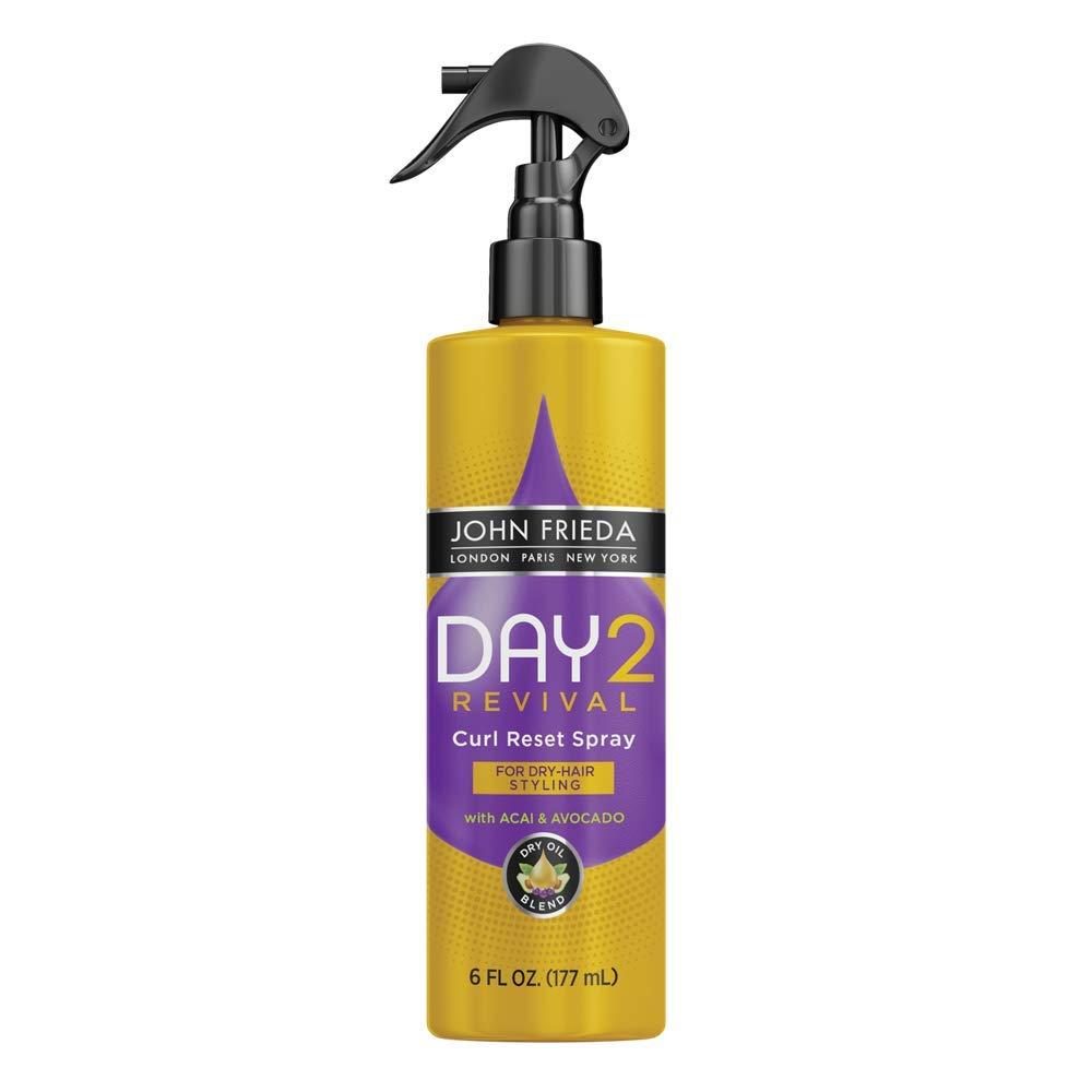 John Frieda Day 2 Revival Curl Reset Spray