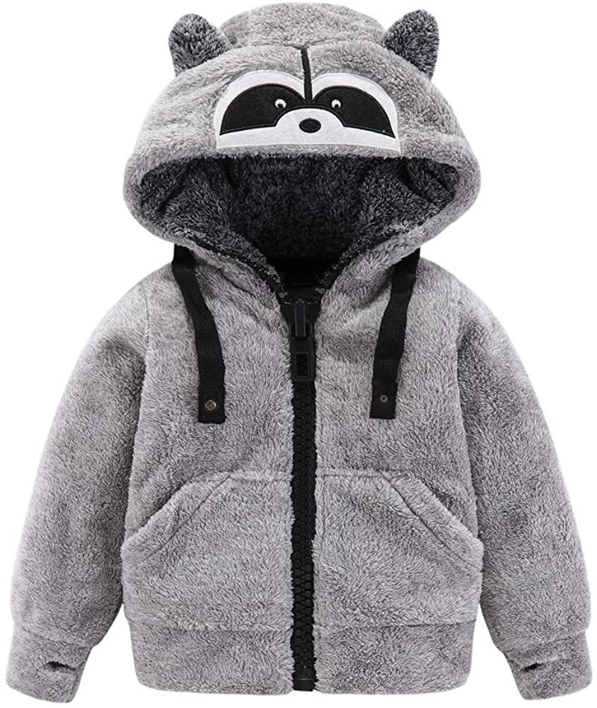 AooToo Unicorn Jacket Hoodies for Girls Costumes Sweatshirt Toddlers Juniors