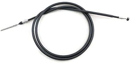 Linmot HSUUF50 Brake Cable for Suzuki UF UX, AY 50 (97-04) (Rear) Bowden Cable Black