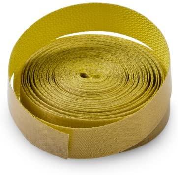 3 Mil Teflon Tape 18' Roll (1 unit, 1 pack per unit.)