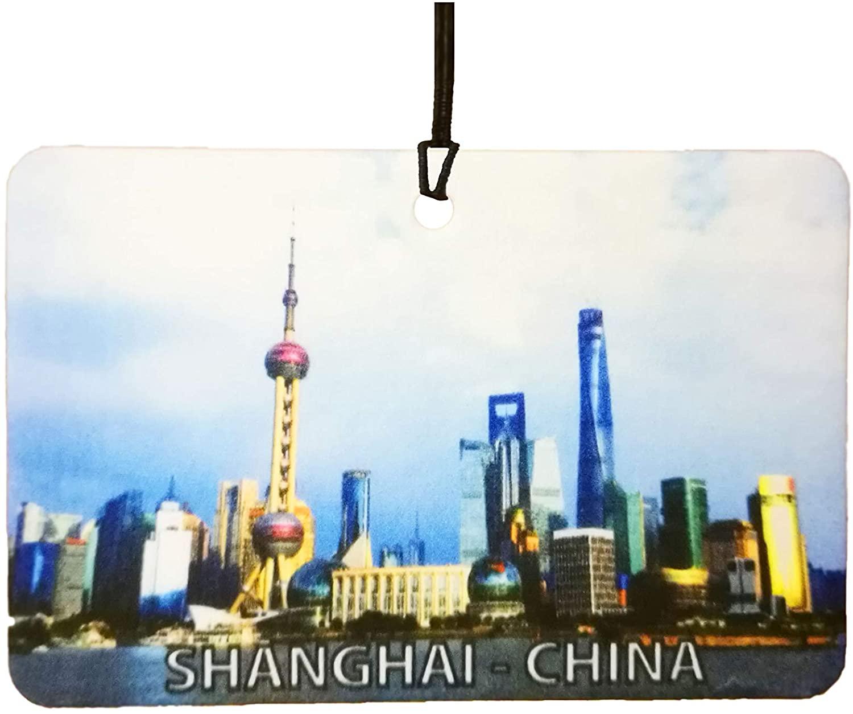 Shanghai - China Car Air Freshener