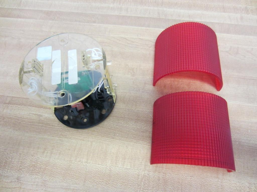 Federal Signal Litestak LED Light Module, 24VDC, red