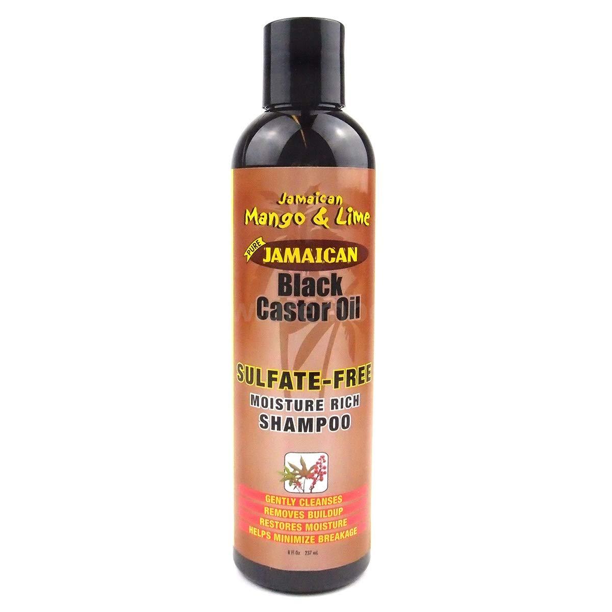 Jamaican Black Castor Oil Sulfate Free Shampoo