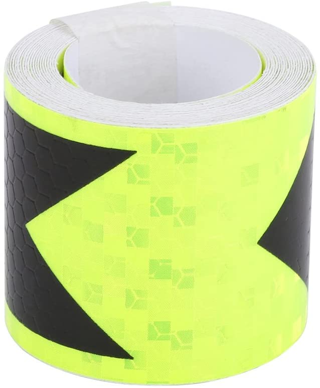 Yolispa Reflective Tape Waterproof Outdoor Conspicuity Reflector Safety Stickers
