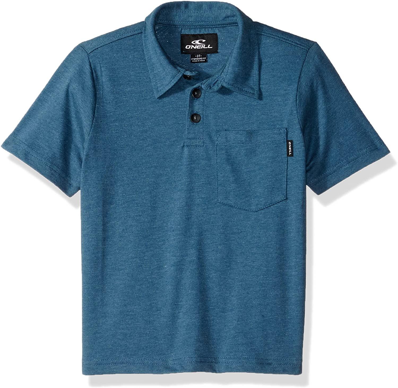 O'NEILL Boys' Little Short Sleeve Fraser Polo Shirt
