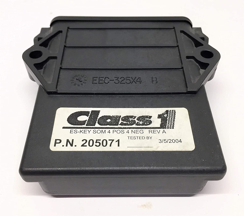 Es-Key Class 1 Module Multiplex System 4 POS 7.5A 4 NEG .25A 205071
