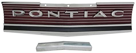 PG Classic GTO64-216C Reproduction Replacement GM 1964 Pontiac LeMans, GTO Fuel Door
