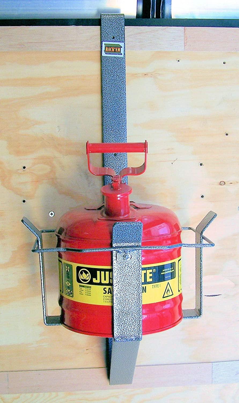 2.5 Gallon Gas CAN Rack