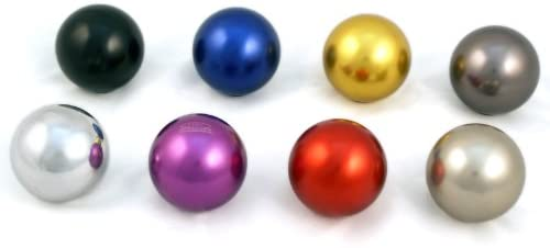 142 Spherical - 10x1.5, Black SHIFT KNOBS/SHORT SHIFTERS