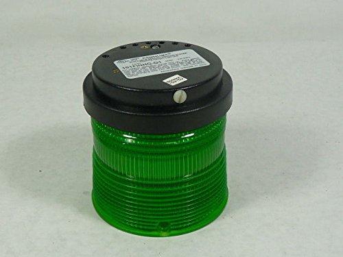 AdaptaLight 101FINH-G1 Stackable Beacon Light 24VDC 0.32A Green