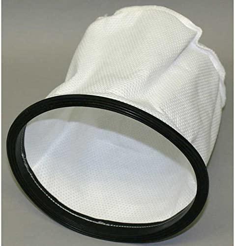 Dust Care Cloth Bag, Plastic Backpack 6 Quart