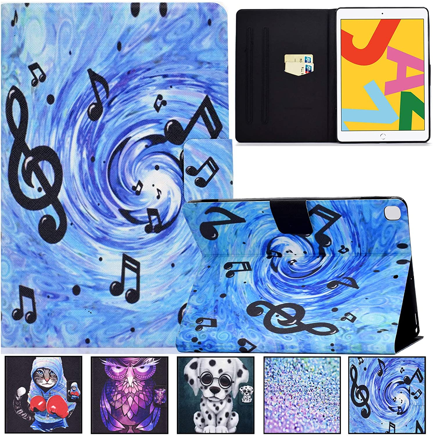 Artyond Case for 10.2 Inch 2019, New iPad 7th Generation 10.2