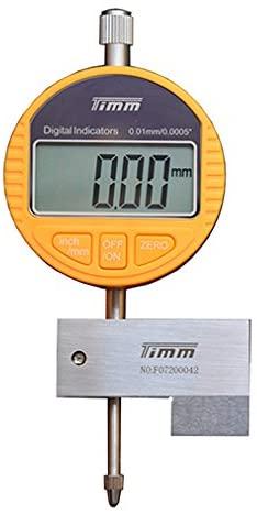 MeterTo C2-10V Digital Plane Gap Step Gauge with Indicator, Range: 0±10mm, Resolution: 0.01mm, Accuracy: ±0.03mm