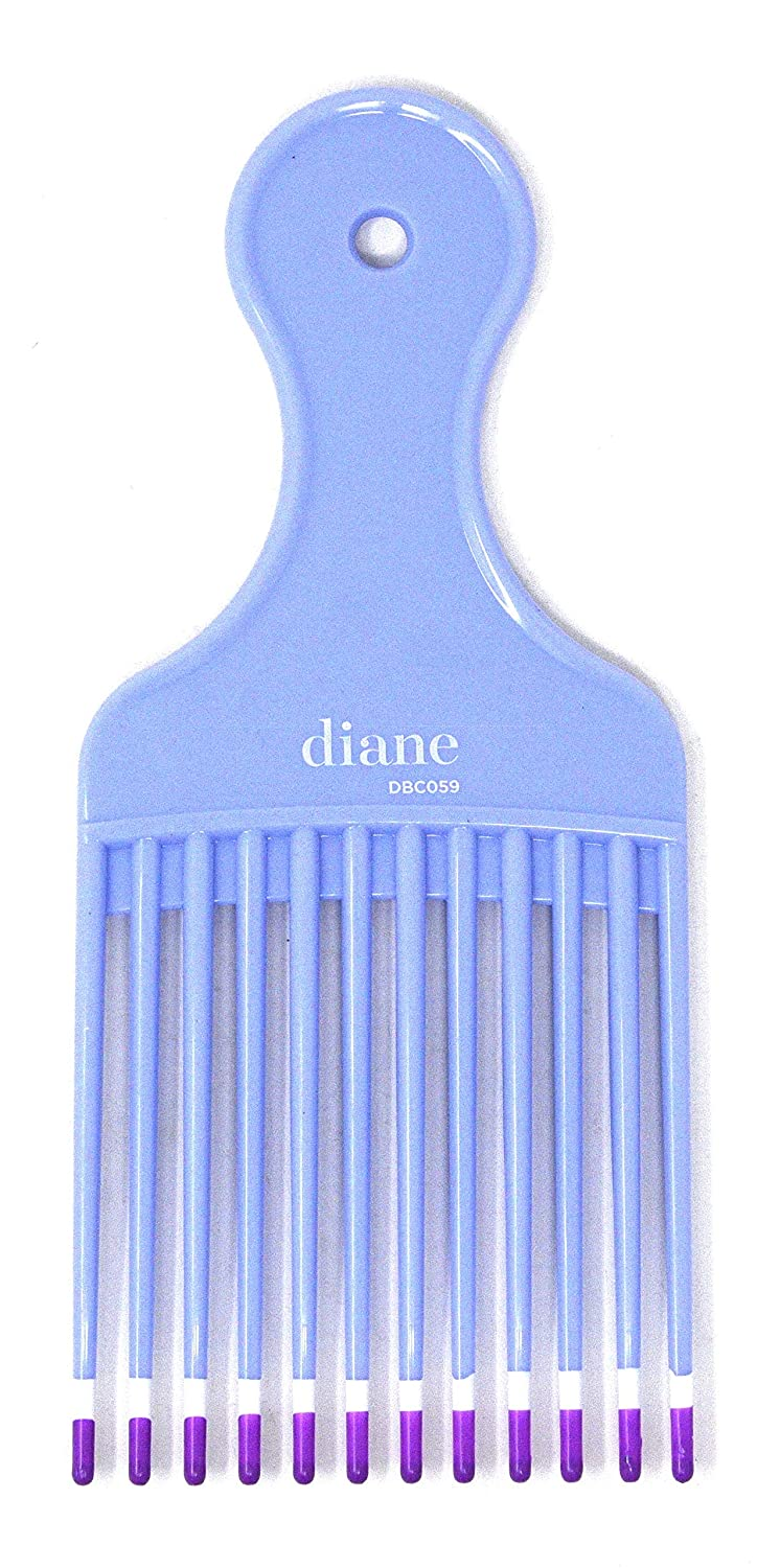 Diane Fromm Mebco Large Lift Comb Light Purple