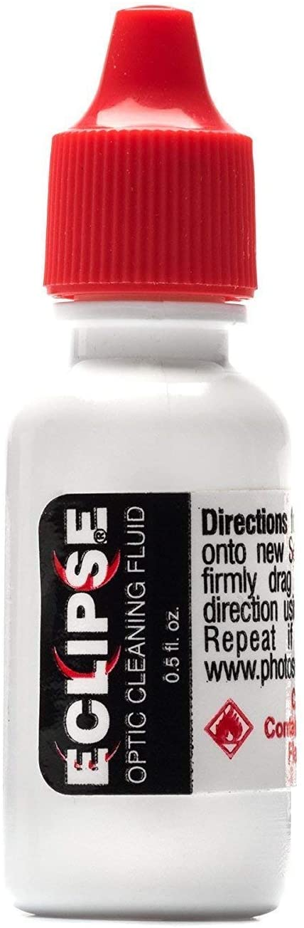 Photographic Solutions Eclipse 0.5 oz. Optic Cleaner for Sensors and Lenses (2-Pack)