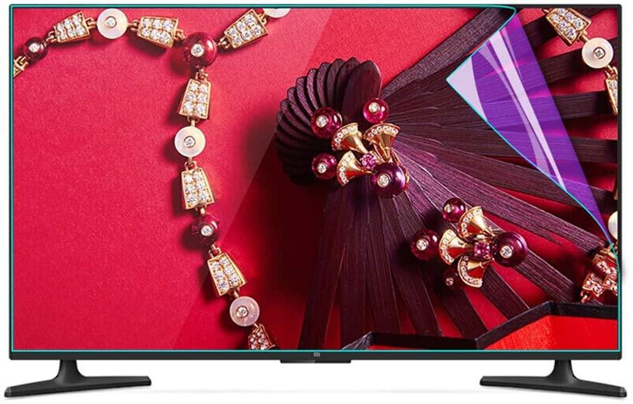 ZSLD 70 Inch TV Screen Protector, Anti-Glare/Anti Blue Light/Anti Scratch Film, Relieve Eye Fatigue, for Sharp, Sony,Samsung,Hisense,LG Etc,1538x869mm