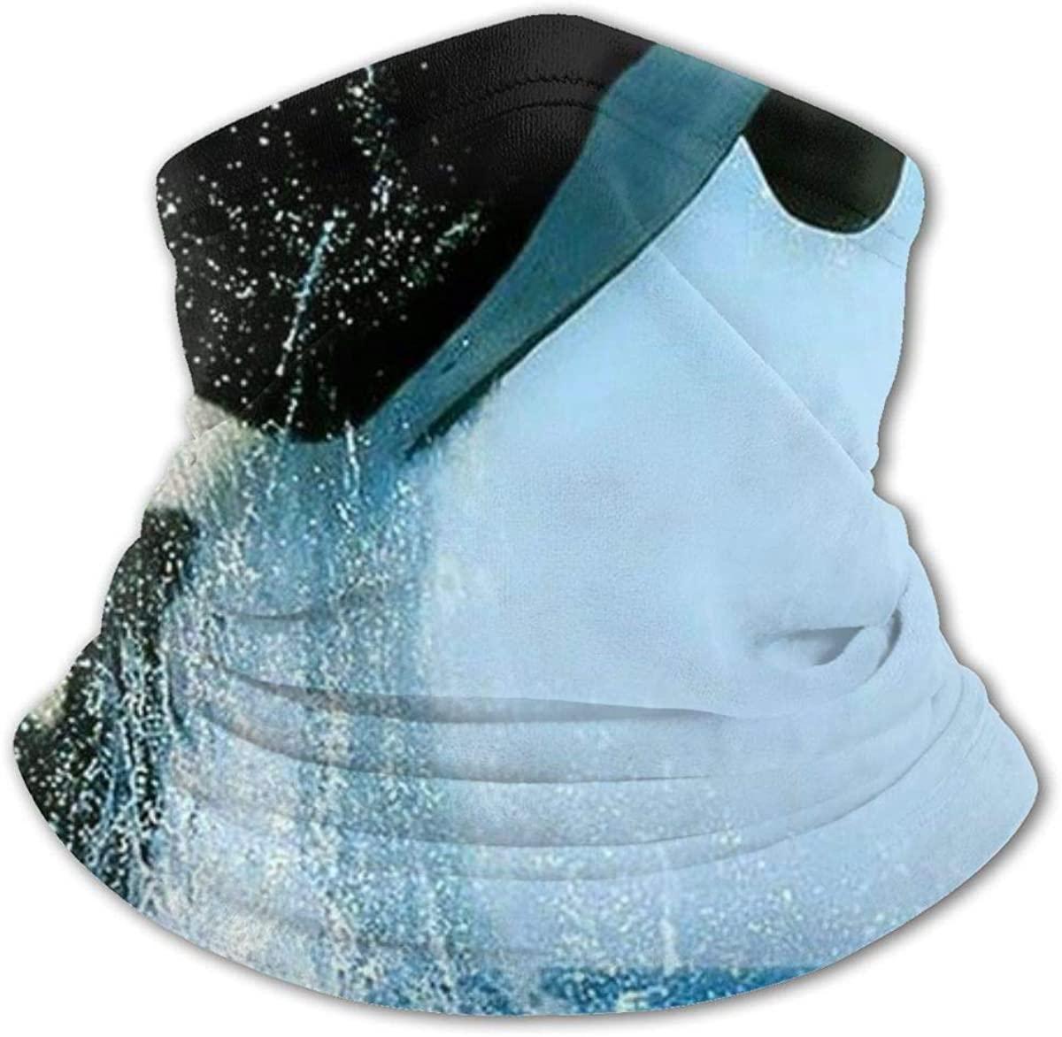 Killer Whales Headwear For Girls And Boys, Head Wrap, Neck Gaiter, Headband, Tenn Fishing Mask, Magic Scarf, Tube Mask, Face Bandana Mask For Camping Running Cycling