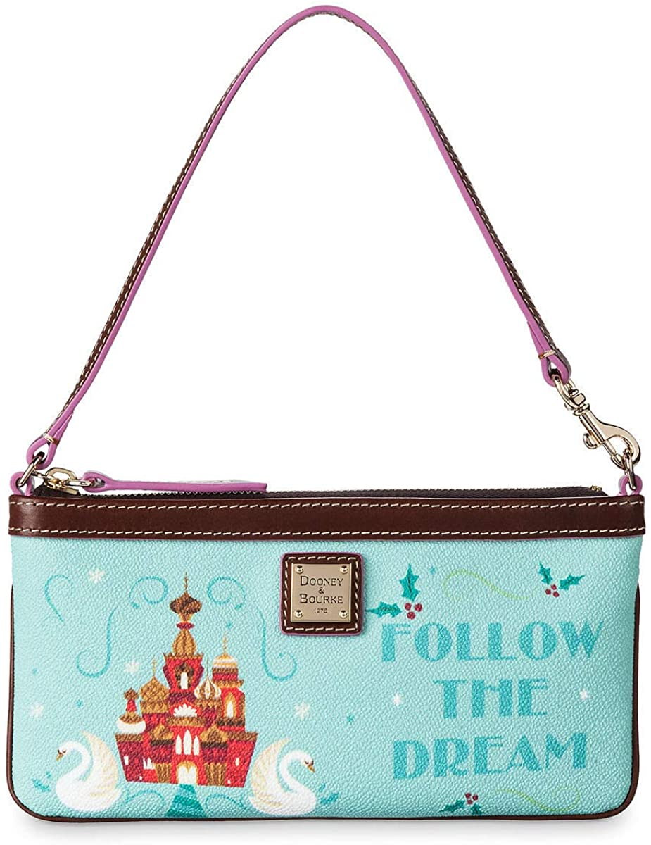 Disney Parks The Nutcracker and the Four Realms Wristlet by Dooney & Bourke