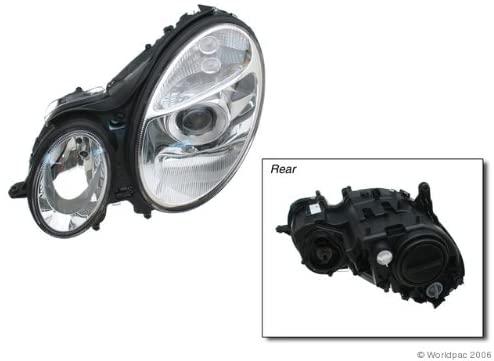HELLA 008369051 Mercedes-Benz E-Class W211 Driver Side Headlight Assembly