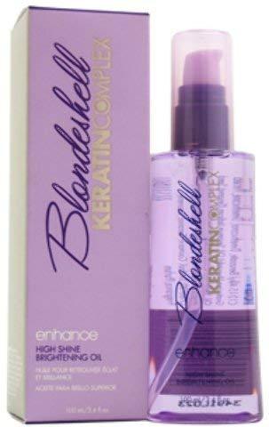 Keratin Complex - Blondeshell Enhance High Shine Brightening Oil (3.4 oz.) 1 pcs sku# 1898085MA