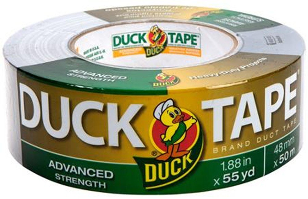 Duck Brand Advanced Strength/Professional Duct Tape (165' L x 1.88