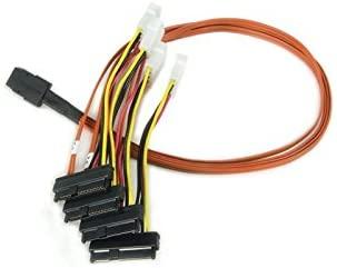 Serial Attached Scsi(Sas) Internal Cable - 36 Pin 4I Mini Multilane Sas (Sff-808