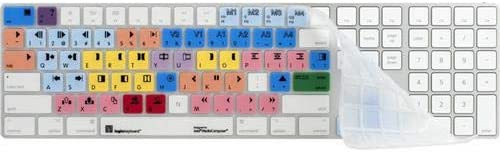 LogicKeyboard Cover for Avid Media Composer FS Magic Keyboard, United States