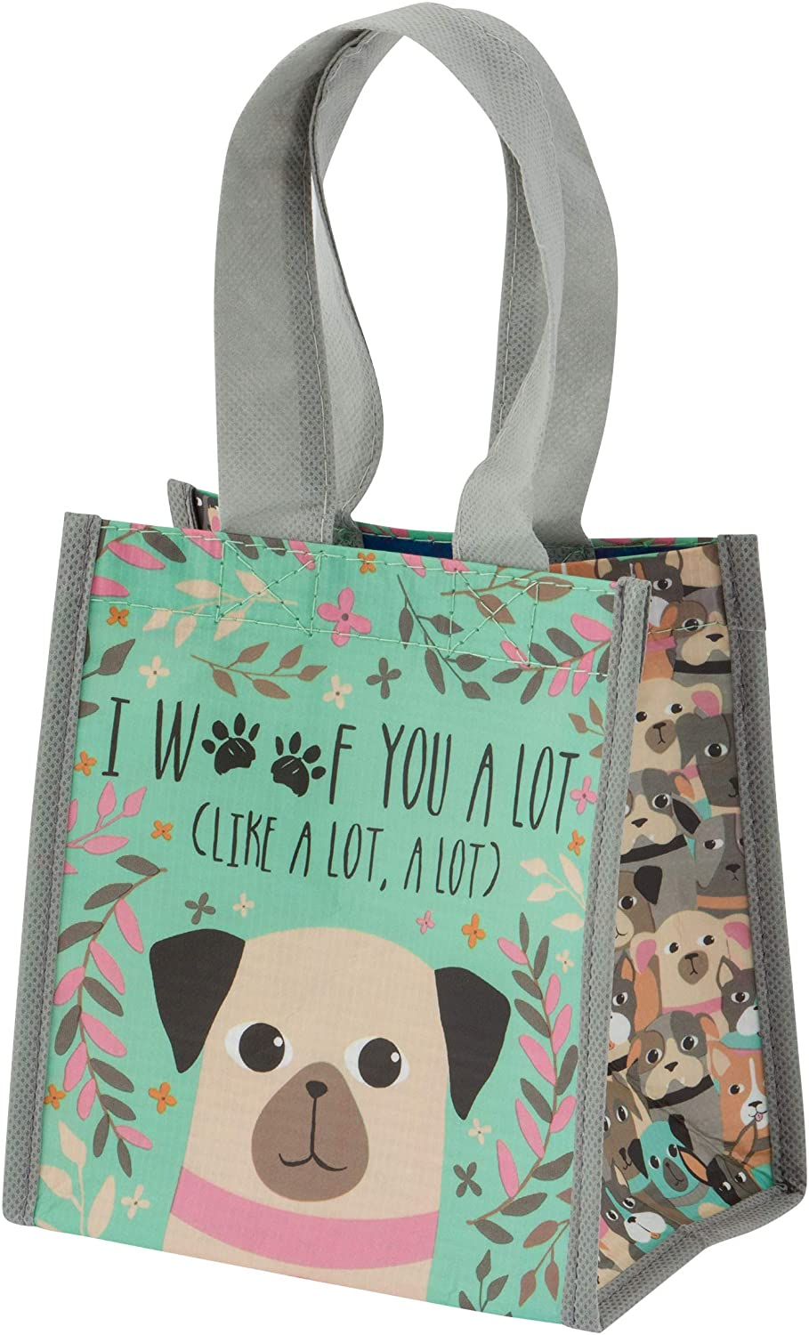 Karma Gifts Recycled Small Gift Bag, Dog
