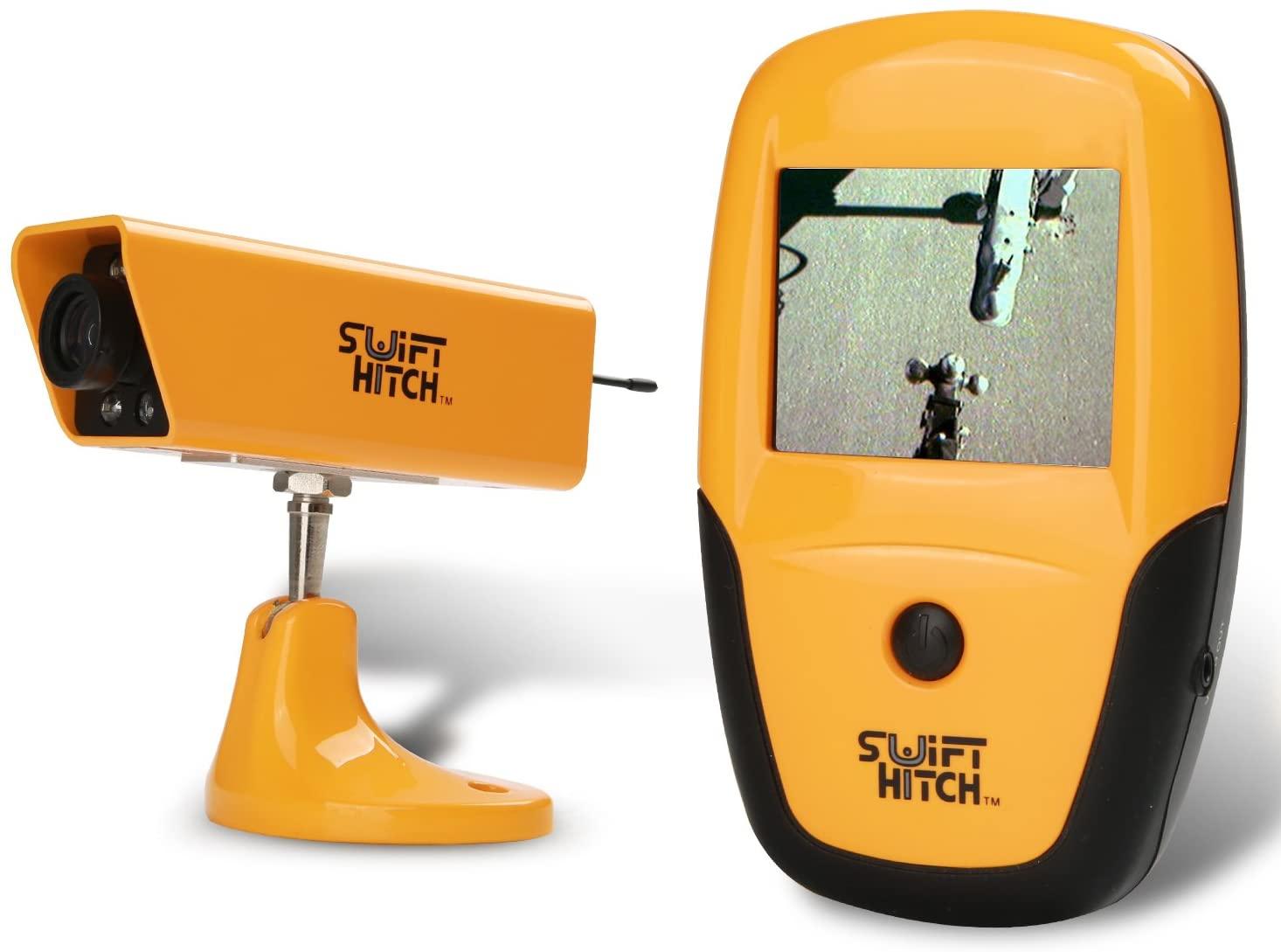 Swift Hitch SH01 Portable Wireless Camera System,Yellow