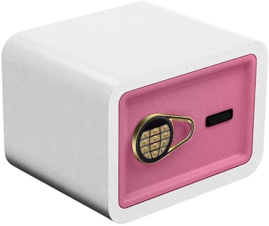 GOG Safe Box,Digital Safe,Electronic Safe, Cash Box, Home Safe, Lock Box, Safes Keys Box, Electronic Password Key Storage Cabinet 2 Layer - -35 X 25 X 25Cm
